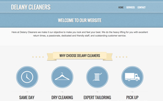Delany Cleaners